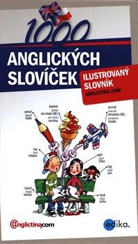 Obálka titulu 1000 anglických slovíček