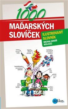 Obálka titulu 1000 maďarských slovíček