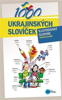 Obálka titulu 1000 ukrajinských slovíček