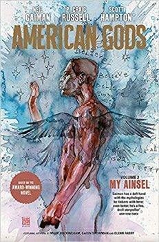 Obálka titulu American Gods - My Ainsel