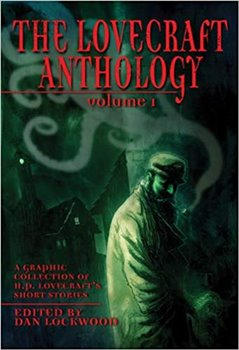 Obálka titulu The Lovecraft Anthology Volume 1