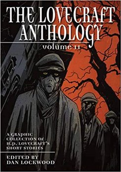 Obálka titulu The Lovecraft Anthology: Volume 2