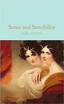 Obálka titulu Sense and Sensibility