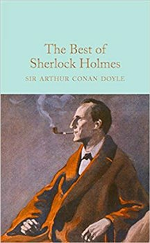 Obálka titulu The Best of Sherlock Holmes (Macmillan Collector's Library)