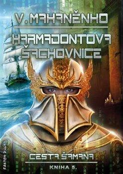 Obálka titulu Kardamontova šachovnice - Cesta šamana 5