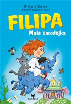Obálka titulu Filipa - Malá čarodějka