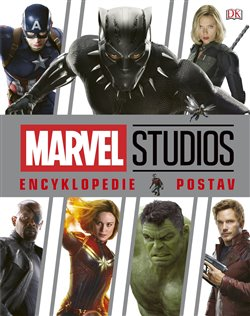 Obálka titulu Marvel Studios: Encyklopedie postav