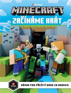 Obálka titulu Minecraft - Začínáme hrát