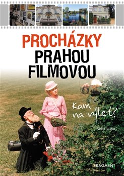 Obálka titulu Procházky Prahou filmovou