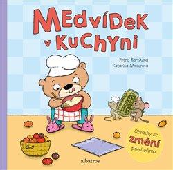 Obálka titulu Medvídek v kuchyni