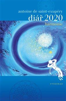 Obálka titulu Harmonie - Diář 2020
