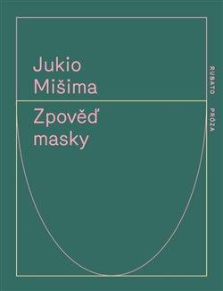 Obálka titulu Zpověď masky