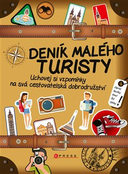 Obálka titulu Deník malého turisty