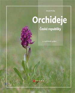 Obálka titulu Orchideje České republiky
