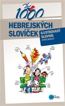 Obálka titulu 1000 hebrejských slovíček