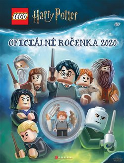 Obálka titulu Lego Harry Potter Oficiální ročenka 2020