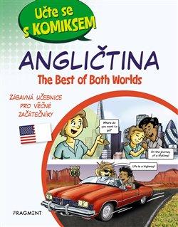 Obálka titulu Učte se s komiksem - angličtina