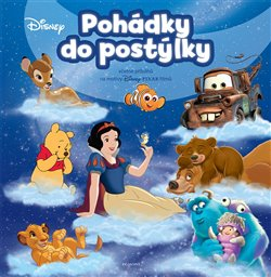 Obálka titulu Disney - Pohádky do postýlky