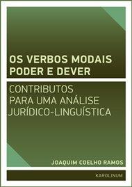 Os verbos modais poder e dever