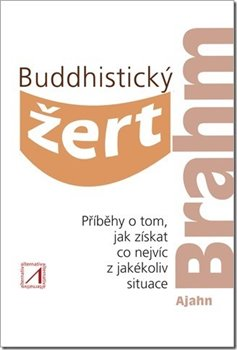 Obálka titulu Buddhistický žert