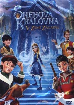 Obálka titulu Sněhová královna: V zemi zrcadel