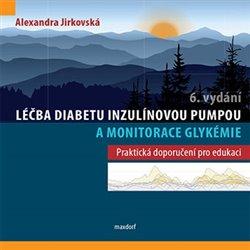 Obálka titulu Léčba diabetu inzulínovou pumpou a monitorace glykémie