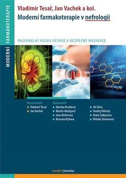 Obálka titulu Moderní farmakoterapie v nefrologii