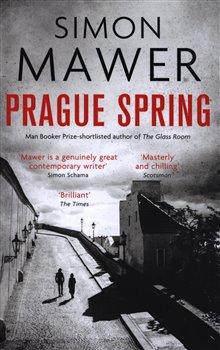 Obálka titulu Prague Spring