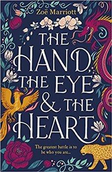 Obálka titulu The Hand, the Eye and the Heart