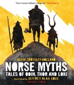 Obálka titulu The Norse Myths