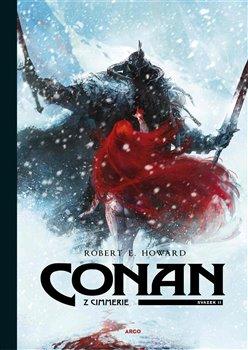 Obálka titulu Conan z Cimmerie 2