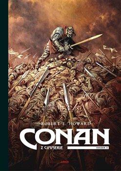 Obálka titulu Conan z Cimmerie - Svazek II.