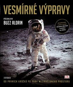 Obálka titulu Vesmírné výpravy - Od prvních krůčků po práh mezihvězdného prostoru