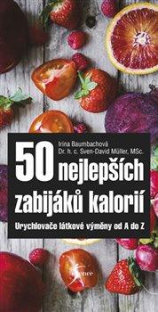Obálka titulu 50 nejlepších zabijáků kalorií