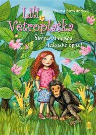 Lili Větroplaška 4: Šimpanzi nejsou ledajaké opice!