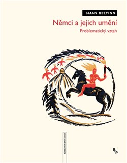 Obálka titulu Němci a jejich umění