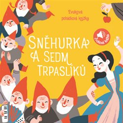 Obálka titulu Zvuková pohádková knížka Sněhurka