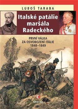 Obálka titulu Italské patálie maršála Radeckého