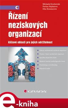 Obálka titulu Řízení neziskových organizací