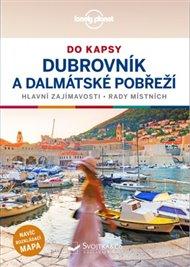 Dubrovník a Dalmátské pobřeží do kapsy - Lonely planet