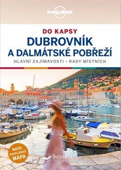 Obálka titulu Dubrovník a Dalmátské pobřeží do kapsy - Lonely planet
