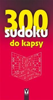 Obálka titulu 300 sudoku do kapsy