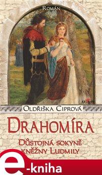 Obálka titulu Drahomíra