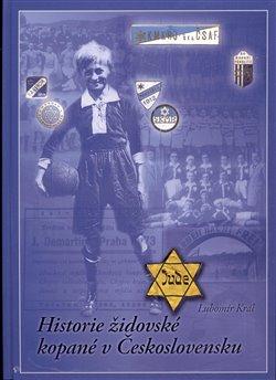 Obálka titulu Historie židovské kopané