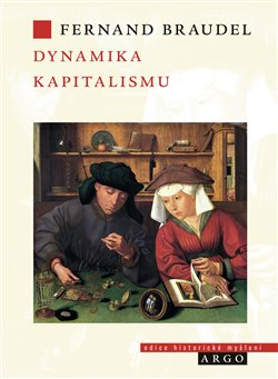 Obálka titulu Dynamika kapitalismu