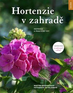 Hortenzie v zahradě