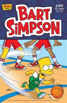 Obálka titulu Bart Simpson 5/2019