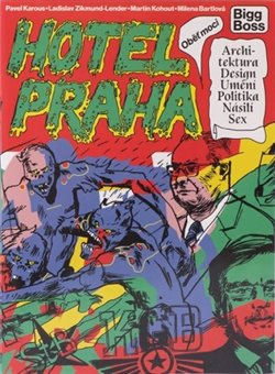 Obálka titulu Hotel Praha
