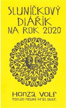 Obálka titulu Sluníčkový diářík na rok 2020