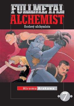 Obálka titulu Fullmetal Alchemist - Ocelový alchymista 7